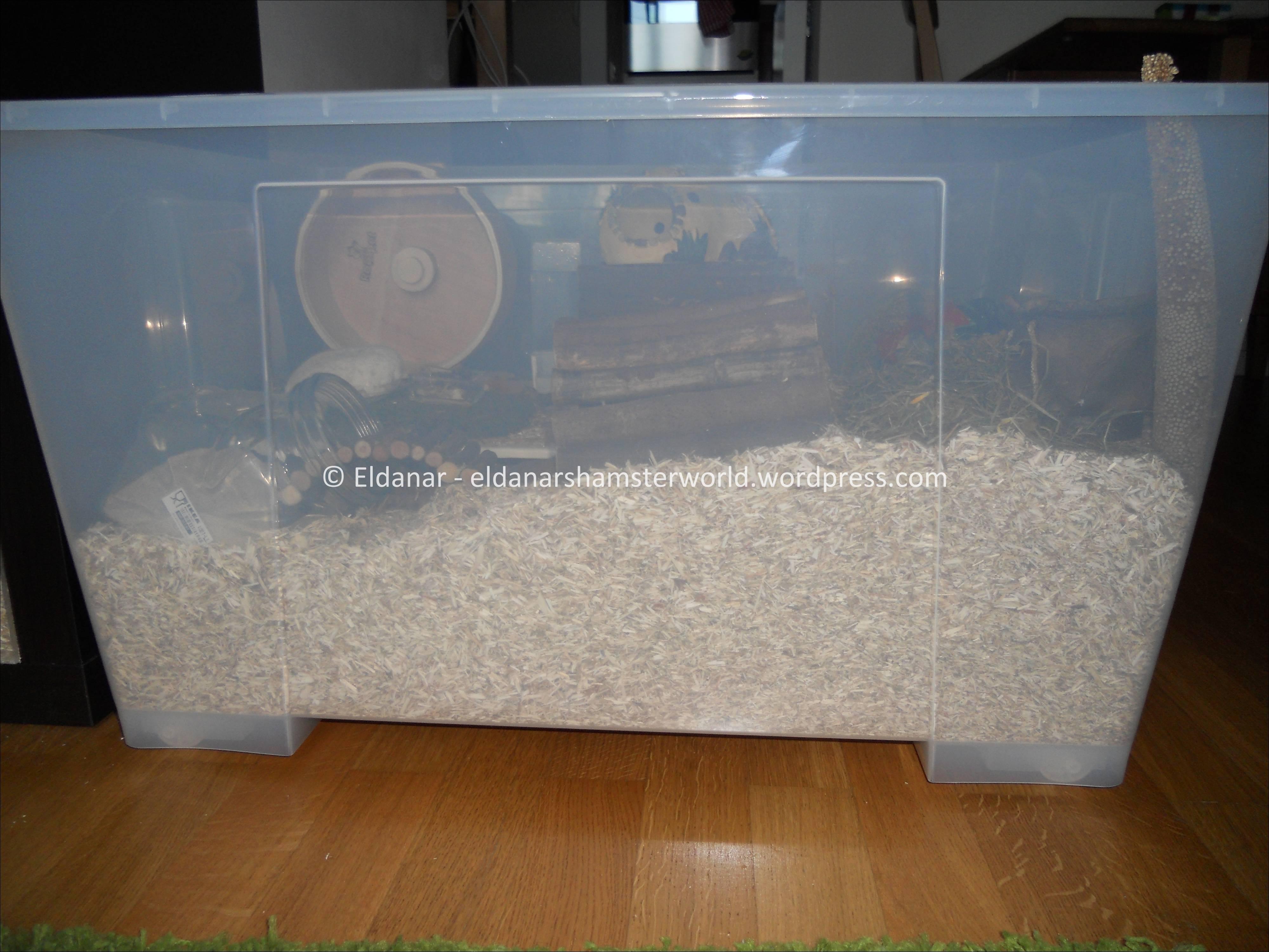 Budget limit mais besoin d une grande cage pas - Caisse en plastique ikea ...